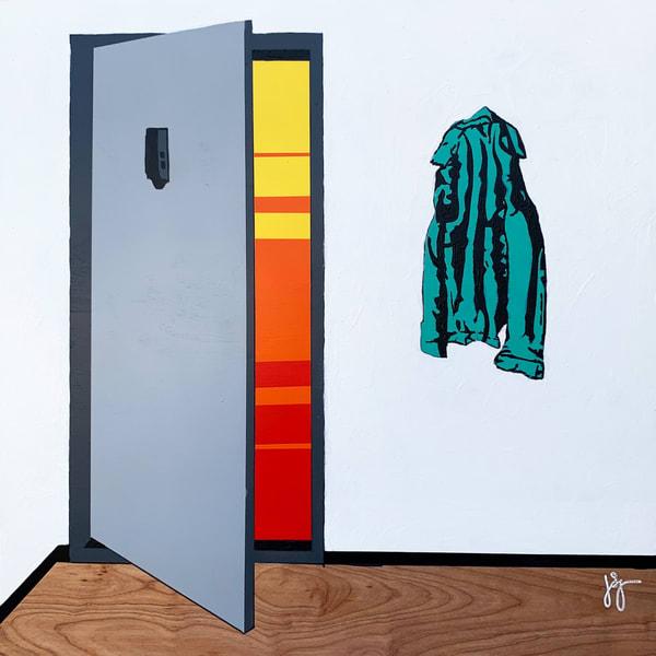 Protective Jacket, Print Art | Jon Savage Contemporary Art