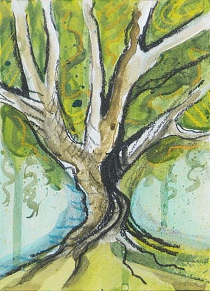 Tree Study 1 Art | Kelsey Showalter Studios