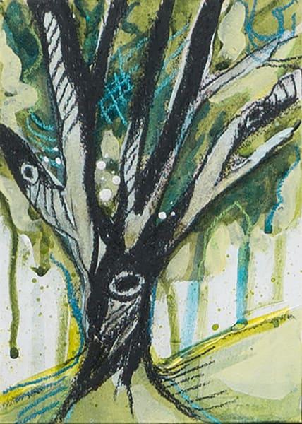Tree Study 2 Art | Kelsey Showalter Studios