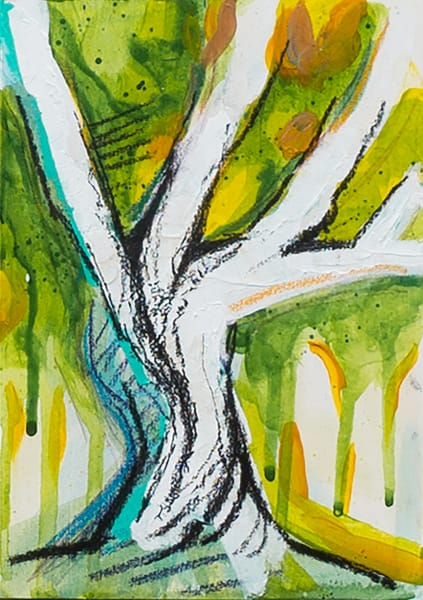 Tree Study 6 Art | Kelsey Showalter Studios
