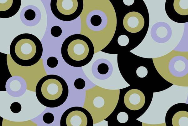 Circles Of Life (Rest) Art | TEMI ART, LLC.