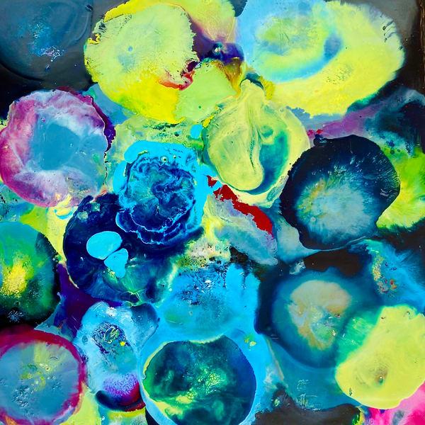 Collecting Pool Ix Art   Ginny Krueger