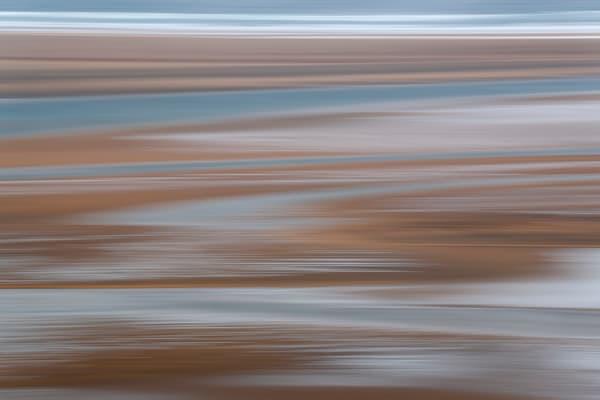 Low Tide Exposed Sandbars Ii A3 I2814 Raudisandur West Iceland Photography Art   Clemens Vanderwerf Photography