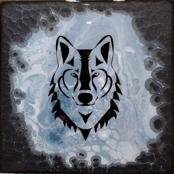 Wolf Eyes Art   Breathe Art Paintings