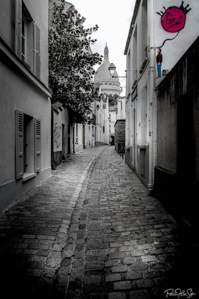 Paris: Red Balloon Photography Art | RHS Gallery