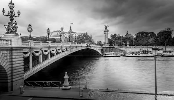 Paris: Pont Alexandre Iii Photography Art | RHS Gallery