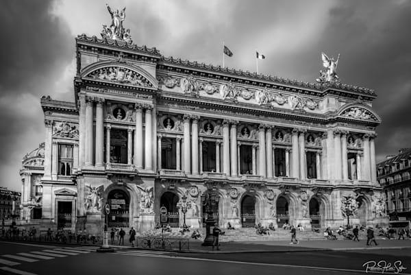 Paris: L'opera De Paris Photography Art | RHS Gallery