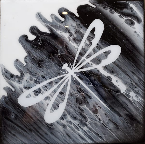 Dragonfly Art   Breathe Art Paintings