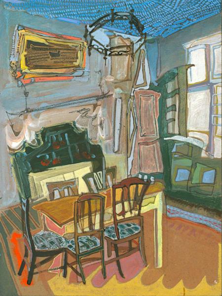 Cranfield House No. 101 Art   Erika Stearly, American Artist