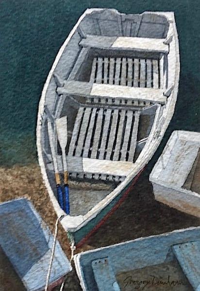 Dockside Series V Art | Full Fathom Five Gallery