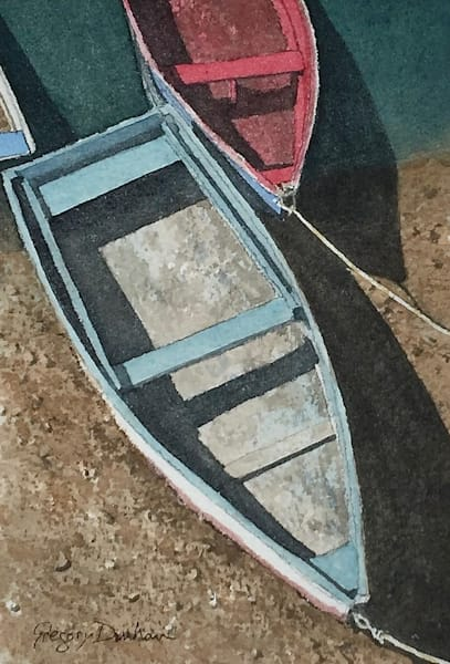 Dockside Series Vi Art | Full Fathom Five Gallery