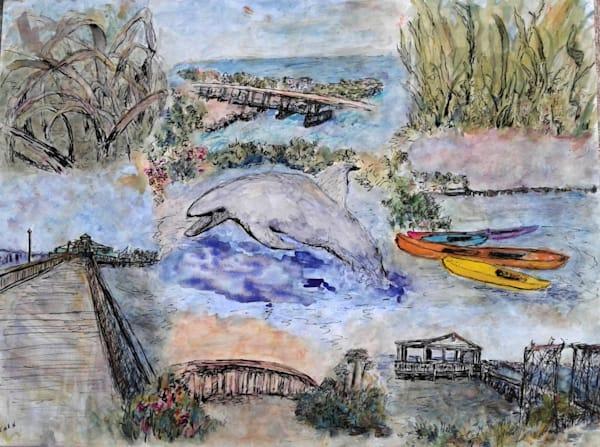 Lagoon Potpourri