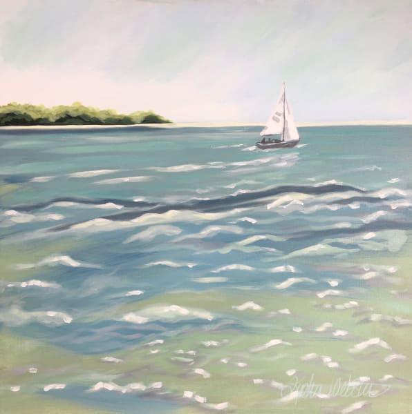 Come Sail Away Art | Kristin Webster Art Studio