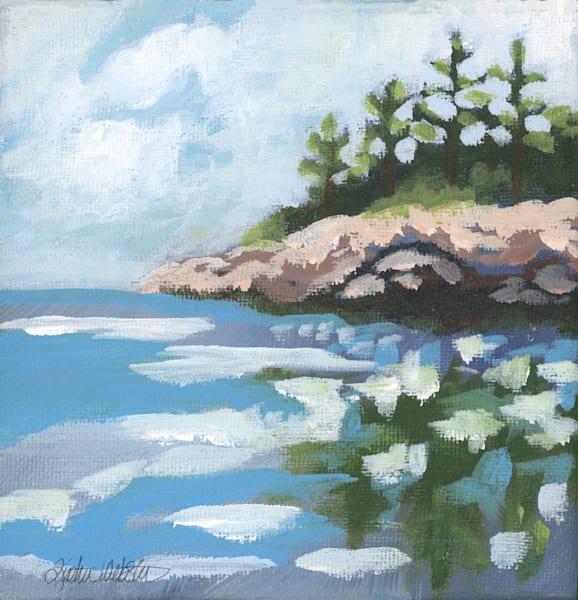 Superior Retreat Art | Kristin Webster Art Studio
