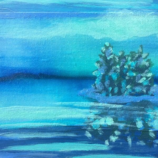Eveningtide Art | Kristin Webster Art Studio