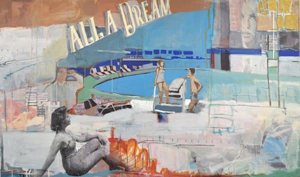 All A Dream Art   memoryartgirl