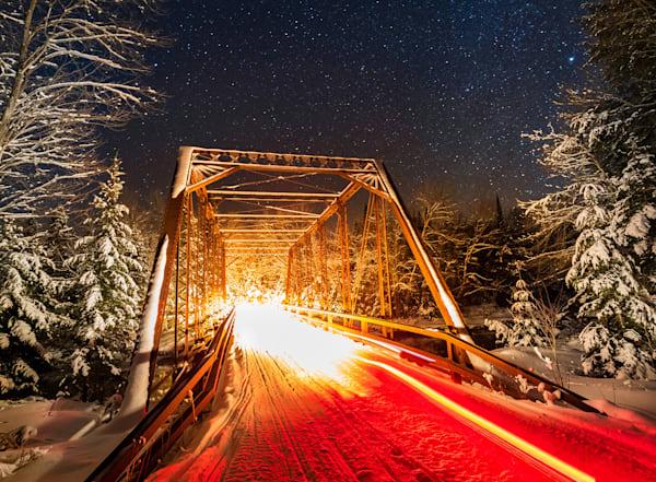 Pre Order Trail 8 Bridge Puzzle | Kurt Gardner Photogarphy Gallery