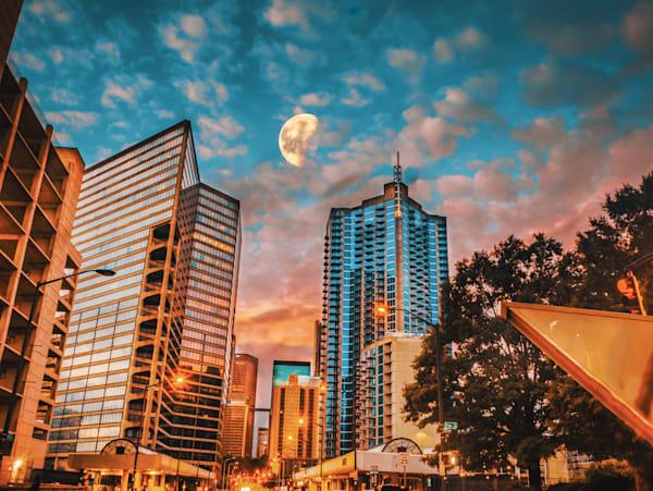 Early Morning Moon | Susan J Photography