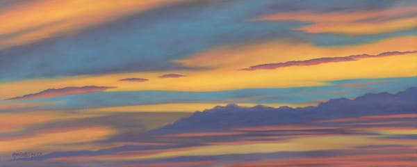 Day's End Art | Margaret Biggs Fine Art