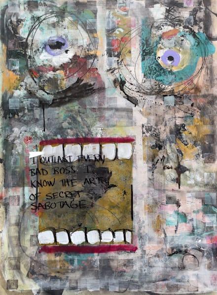 Rossbach  Silent Scream No.1 Art   studio176