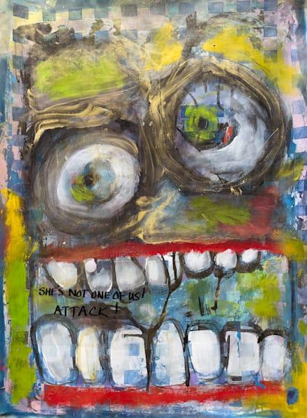 Silent Scream No. 2a Art   studio176