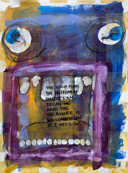 Silent Scream No. 3a 2 Art   studio176