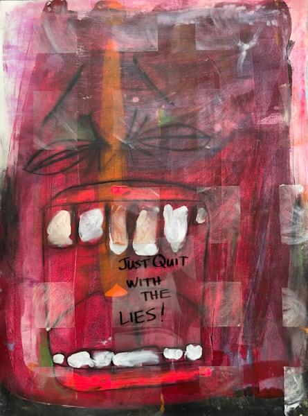 Silent Scream No. 4a Art   studio176
