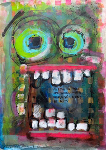 Silent Scream No. 5a Art   studio176