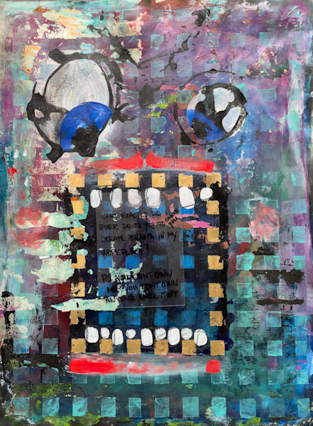 Silent Scream No. 6a Art   studio176