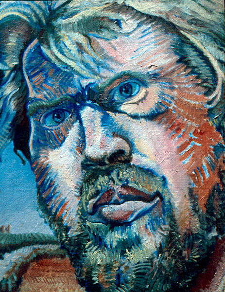 Selfie 1 Art | Mark Granlund Studio