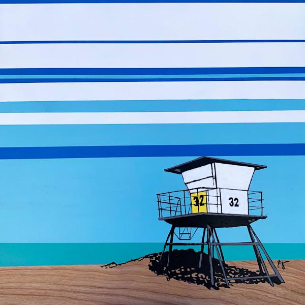 The 32, Original Art   Jon Savage Contemporary Art