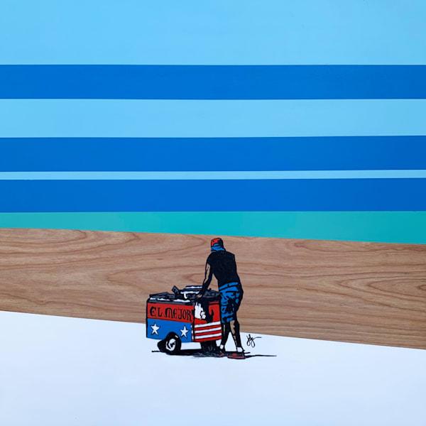 El Mejor, Original Art   Jon Savage Contemporary Art