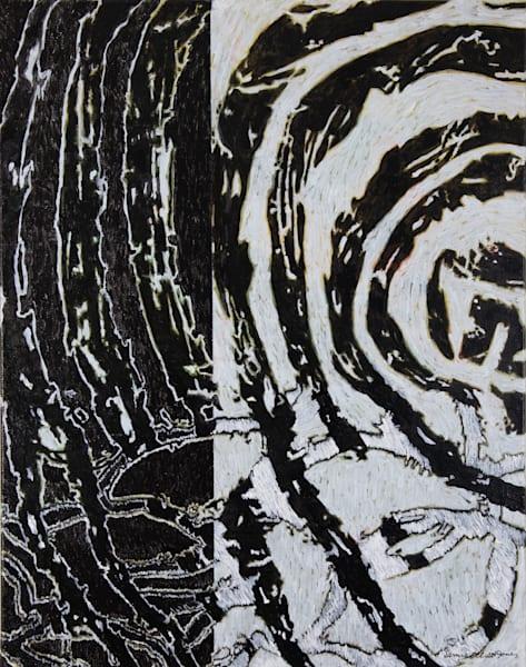 Shop Denise Elliott Jones Black & White Original Art.