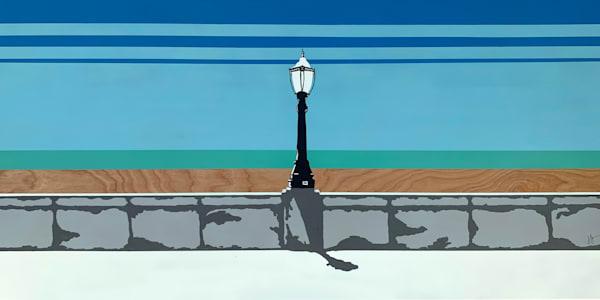 Boardwalk, Original Art   Jon Savage Contemporary Art