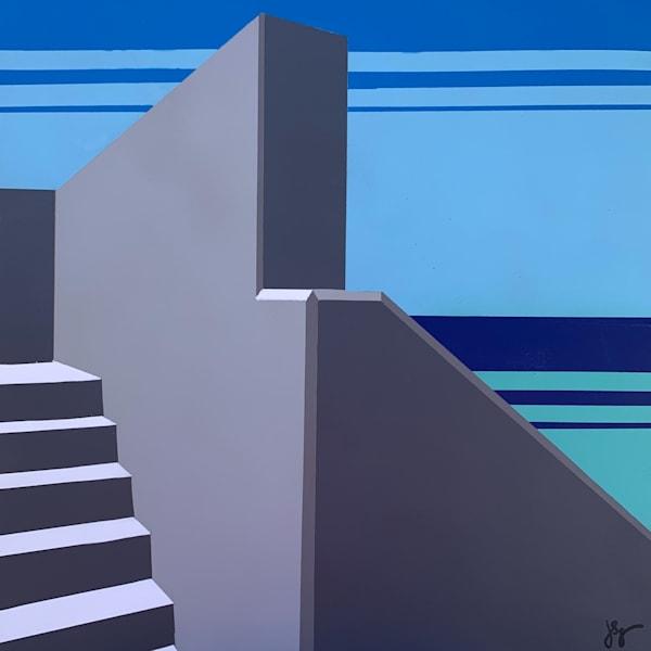 Secret Spot, Original Art   Jon Savage Contemporary Art