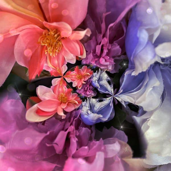 Circular Bouquet Photography Art | Kathleen Messmer Photography