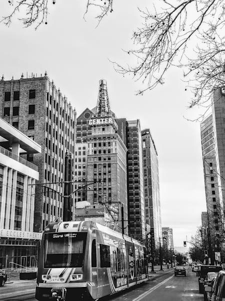 Main Street, Salt Lake City, Number One Photography Art | Photoissimo - Fine Art Photography