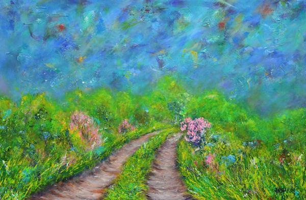 Path Of Life Art | Anna Kim Studio