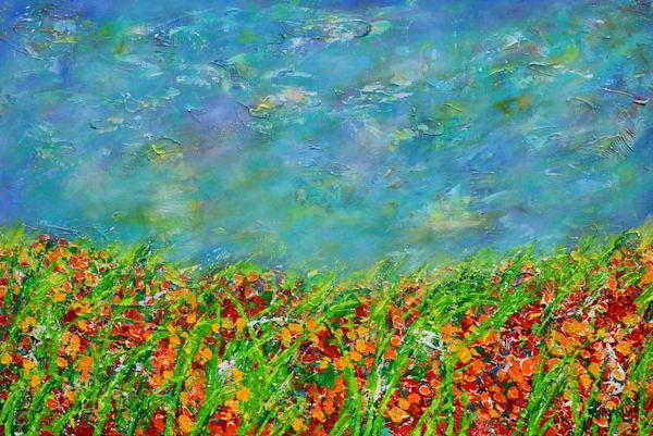 Wild Flowers Art | Anna Kim Studio