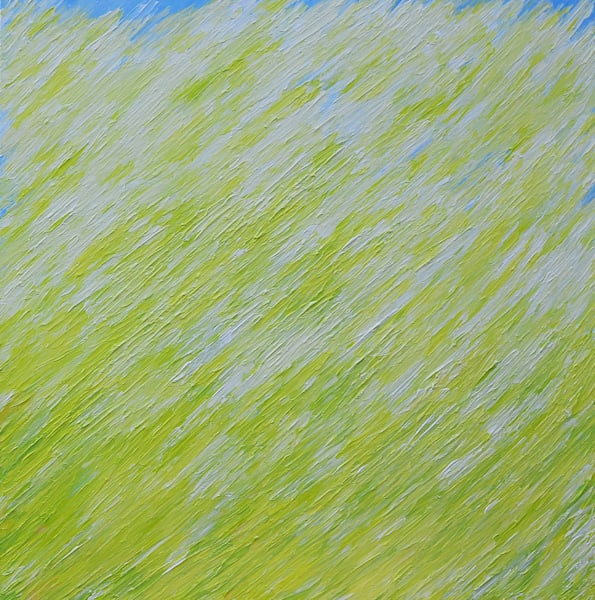 Field Of Dreams Right Diptych Art | Anna Kim Studio