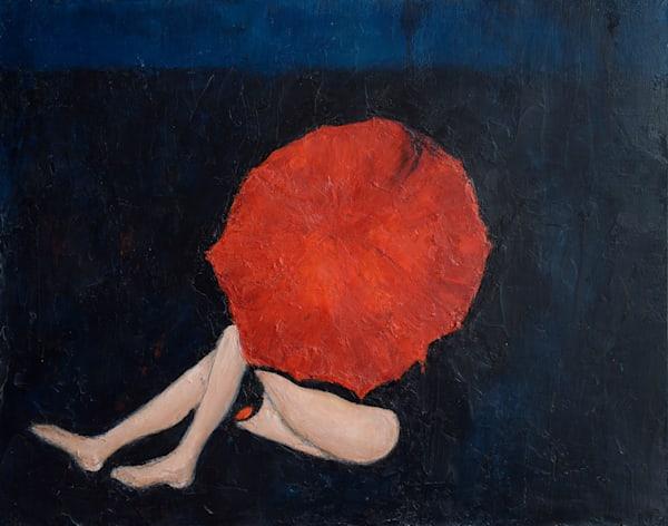 Under The Umbrella Art | Norlynne Coar Fine Art