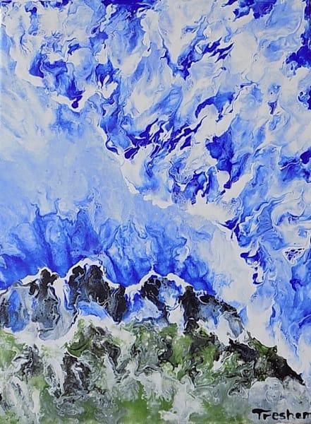 Concernof The Sky Goddess Art | treshamgregg - spiritart