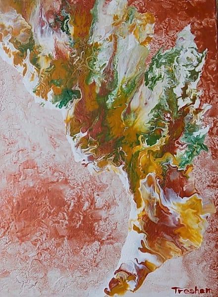 Concern Of The Earth Goddess Art | treshamgregg - spiritart