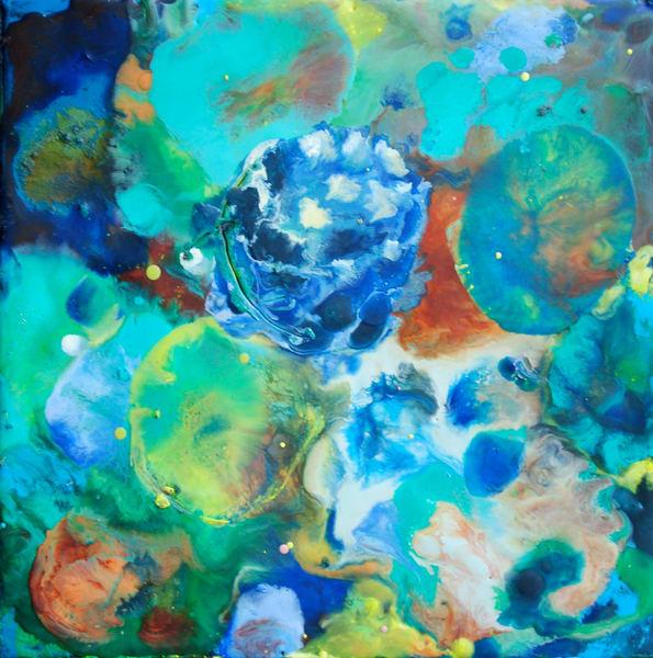 Collecting Pool Iv Art   Ginny Krueger