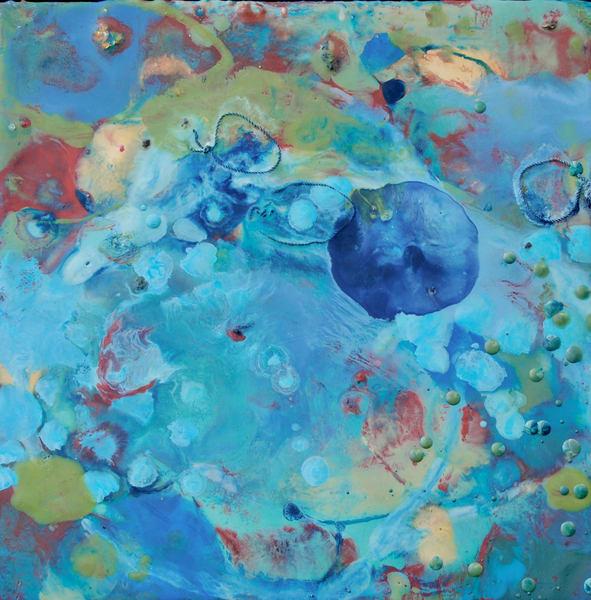 Collecting Pool Vi Art   Ginny Krueger