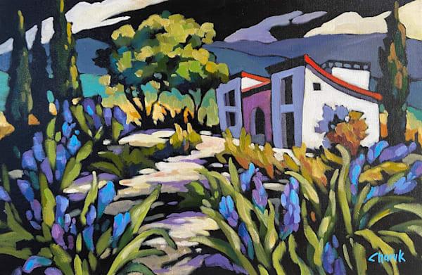 Evening Arrival Art | Jill Charuk Art