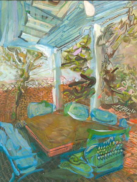 Beaufort, Nc No. 101 //// Sold Art   Erika Stearly, American Artist