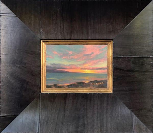 Aloha Sky by Daryl Millard Original Oil Painting
