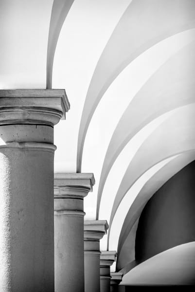 Barberino Building Detail