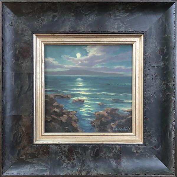Evening Glow by Daryl Millard Original Oil Painting